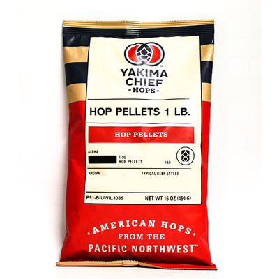 Beer and Wine Chinook Hops-Pellets