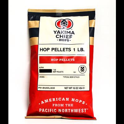 Beer and Wine Hersbrucker Hops-Pellets