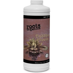 Roots Organics Roots Organics Buddha Bloom - 1 Quart