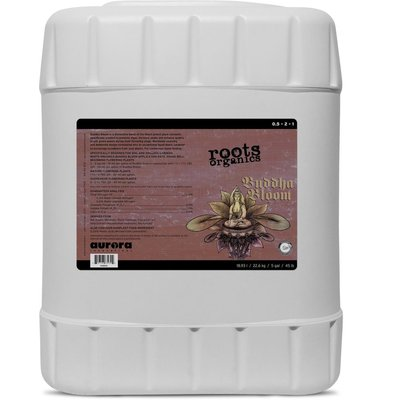 Indoor Gardening Roots Organics Buddha Bloom - 5 gallon