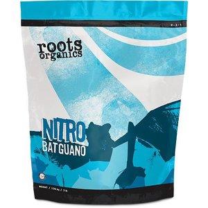 Outdoor Gardening Roots Organics Nitro Bat Guano  - 3lbs
