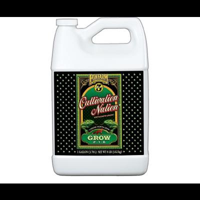 Indoor Gardening FoxFarm Gringo Rasta Lickety Split - 1 Gallon
