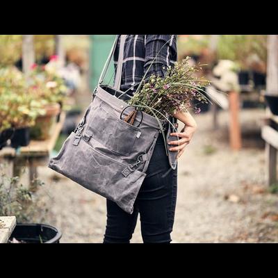 Outdoor Gardening Barebones Living Harvesting & Gathering Bag