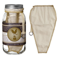 Coffee Sock Coffee Sock Cold Brew Coffee Kit - 64 oz
