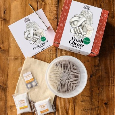Urban DIY Farmsteady Mexican Fresh Cheese Making Kit