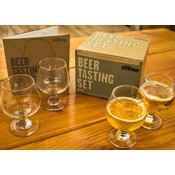 Beer and Wine Brooklyn Brew Beer Tasting Glass Set