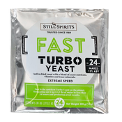 Beer and Wine Still Spirits Fast 24 Hour Turbo Yeast - 205 g