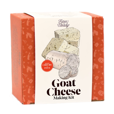 Urban DIY Farmsteady Goat Cheese Making Kit