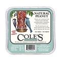 Cole's Coles Natural Peanut Suet Cake - 11.75