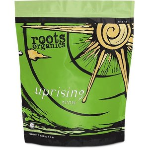 Outdoor Gardening Roots Organics Uprising Grow - 3lb