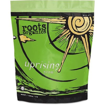 Outdoor Gardening Roots Organics Uprising Grow - 3lb
