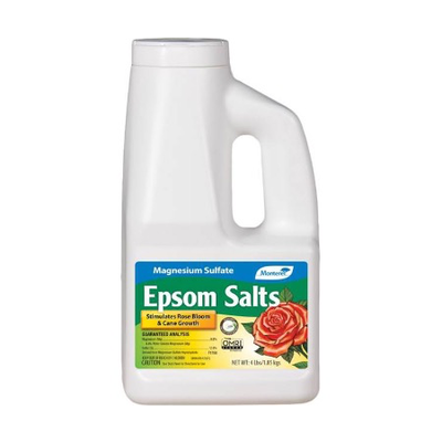 Outdoor Gardening Monterey Organic Epsom Salts - 4 lb