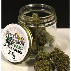 Indoor Plants Citrus Cherry CBD Hemp Flower - 3.5 grams