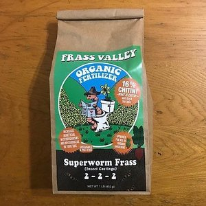 Frass Valley Frass Valley Organic Insect Frass - 1lb