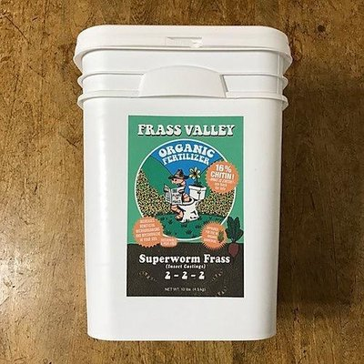 Frass Valley Frass Valley Organic Insect Frass - 10 lb