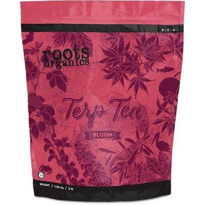 Indoor Gardening Roots Organics Terp Tea Bloom - 3 lb