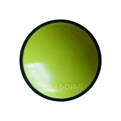 Allsop Lime Green Pot Pads Pot Risers - 4 pack