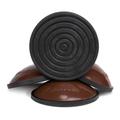 Allsop Brown Pot Pads Pot Risers - 4 pack