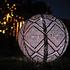 Home and Garden Soji Solar Market Lantern - Copper