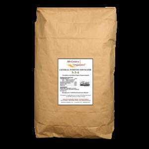 Outdoor Gardening McGeary Organics General Purpose Fertilizer (5-3-4) - 25lb