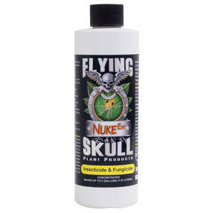 Pest and Disease Flying Skull Nuke Em Organic Pesticide - 8 oz