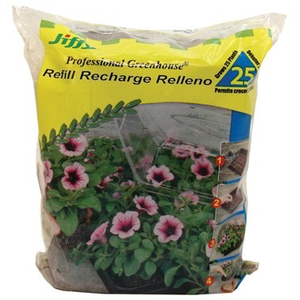 Jiffy Jiffy Round Peat Pellets - 42mm - 25pk
