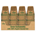 Plant Best Plant Best Biodegradable Coco Coir Pot - 3 inch - 8 pk