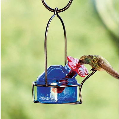 Parasol Parasol Lunch Pail Hummingbird Feeder - Assorted