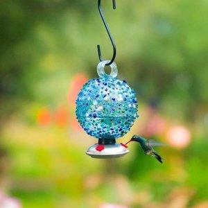 Parasol Parasol Dew Drop Hummingbird Feeder - Ocean