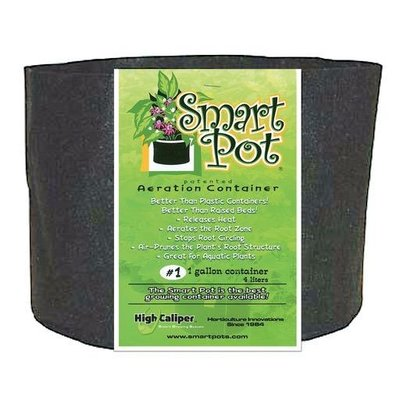 High Caliper Smart Pot Fabric Container - 1 gallon