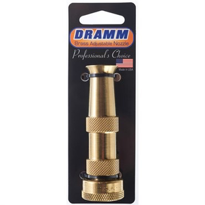 Dramm Dramm Adjustable Brass Hose Nozzle