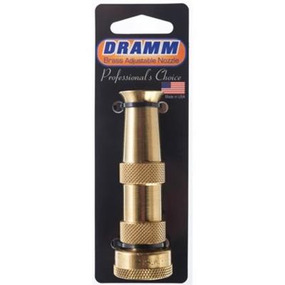 Dramm Dramm Adjustable Brass Hose Nozzle