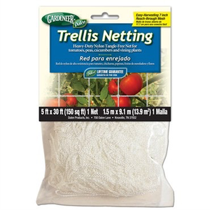 Outdoor Gardening Dalen Trellis Netting - 5ft x 30ft