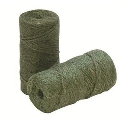 Bond Bond Green Jute Twine - 200 ft