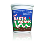 Orcon Orcon Live Composting Earthworms - 1/2 cup