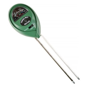 Outdoor Gardening 3-in-1 Light/Moisture/pH Meter