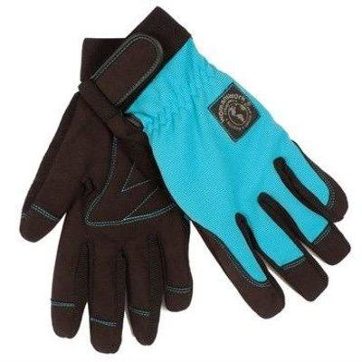 Outdoor Gardening Womanswork Blue Digger Gardening Gloves - Small