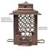 Classic Brands Stokes Select Squirrel Resistant Elegant Metal Bird Feeder