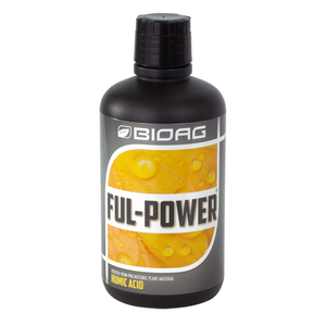 Indoor Gardening BioAg Ful-Power Organic Humic Acid - quart