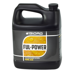 Indoor Gardening BioAg Ful-Power Organic Humic Acid - 1 gallon