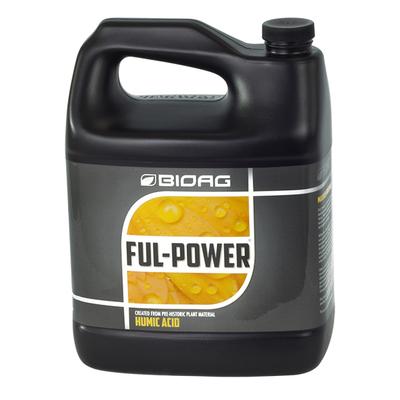Indoor Gardening BioAg Ful-Power Organic Humic Acid - 1 gallon