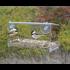Home and Garden Clear View Window Bird Feeder