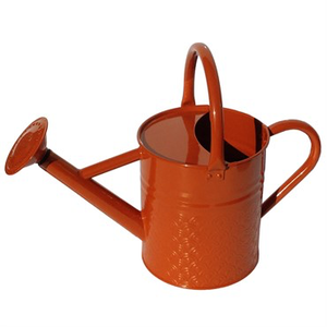 Gardener Select Gardener Select 2.4 Liter Watering Can - Burnt Orange