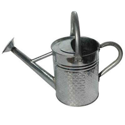 Gardener Select Gardener Select 2.4 Liter Watering Can - Galvanized