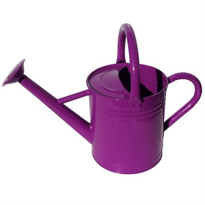 Outdoor Gardening Gardener Select 7 Liter Watering Can - Dark Purple