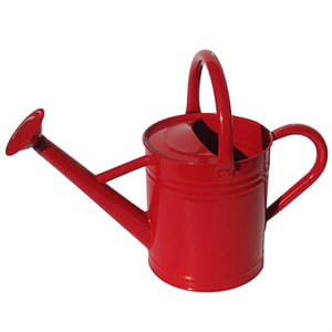 Outdoor Gardening Gardener Select 3.5 Liter Watering Can - Red