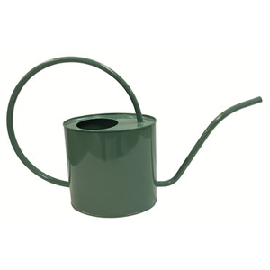Outdoor Gardening Gardener Select 2L Oval Watering Can  - Green