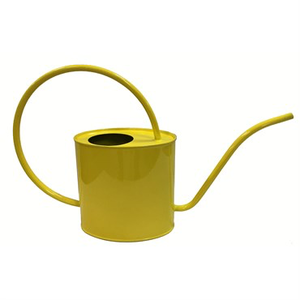 Outdoor Gardening Gardener Select 2L Oval Watering Can - Yellow