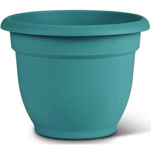 Pottery Bloem Bermuda Teal Ariana Planter - 10 in