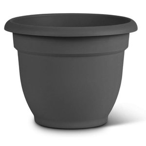 Bloem Bloem Charcoal Ariana Planter - 8 in